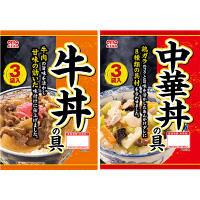 丸大食品 牛丼・中華丼の具セット15食入り (直送品)