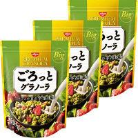 日清シスコ ごろっとグラノーラ いちごと小豆の宇治抹茶 500g 1セット(3袋)