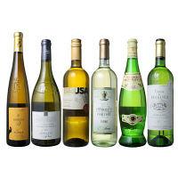 フランス産・イタリア産限定白ワイン6本セット W-ST17011099 1セット (直送品)