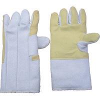 東栄 ニューテックス ゼテックスアラミドパーム 手袋 35cm 2100008 1双 784-8382(直送品)