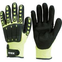 UVEX(ウベックス) UVEX 耐切創手袋 インパクト1 S 6059867 1双 819-9418(直送品)