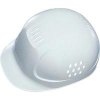 DICプラスチック DIC 軽作業ヘルメット 白 BC-1 W 1個 795-4301(直送品)