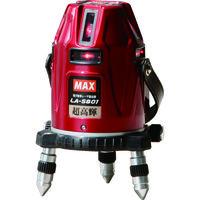 マックス(MAX) 電子整準レーザ墨出器 LA-S801 LA-S801 1台 799-6730 (直送品)