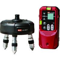 マックス(MAX) 自動追尾台セット LA-NV1/D5NVSET LA-NV1/D5NVSET 1セット 799-6721 (直送品)