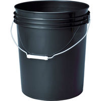 DICプラスチック DIC ダイテナー18LS黒 DTN-18LS-BK 1個 792-8831(直送品)