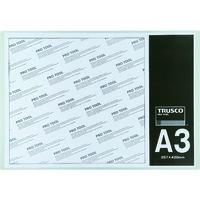 トラスコ中山(TRUSCO) 厚口カードケース A3 THCCH-A3 1枚 818-8202 (直送品)