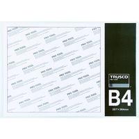 トラスコ中山(TRUSCO) TRUSCO 厚口カードケース B4 THCCH-B4 1枚 818-8207(直送品)