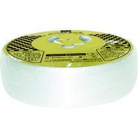 トラスコ中山(TRUSCO) TRUSCO PPテープ 幅100mmX長さ1000m 白 メンコ付 TPPD-100W 787-0540(直送品)
