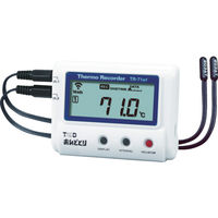 ティアンドデイ(T&D) おんどとり クラウド対応USB接続データロガー 温度2chタイプ TR-71WF 1台 819-5879 (直送品)