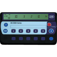 ライン精機 電子数取器 10連式 DK-5010A 1台 778-2292 (直送品)
