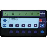 ライン精機 電子数取器 10連式 DK-5010B 1台 778-2306 (直送品)
