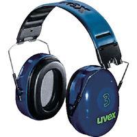 e56ba857999f3f UVEX(ウベックス) UVEX 防音保護具イヤーマフ2N 2500044 1個 823-0627