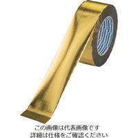 ダイヤテックス(DIATEX) パイオラン ゴールドテープ K-10-GD 50MMX50M 1巻(50m) 788-6543(直送品)