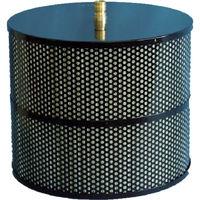忍足研究所 OSHITARI 水用高性能フィルター OMFフィルタ Φ300×250 2個入 OMF-250AK 1箱(2個) 819-0007 (直送品)