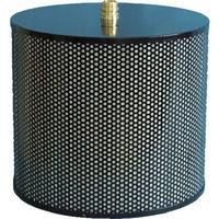 忍足研究所 OSHITARI 水用高性能フィルター OMFフィルタ Φ340×300 2個入 OMF-340FK-X 1箱(2個) 819-0015 (直送品)