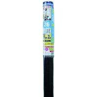 イノベックス Dio スーパースリム 26メッシュ 91cm×2m ブラック 200813 1本 819-4809(直送品)