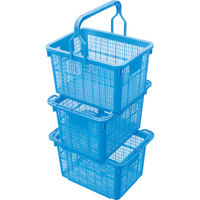 DICプラスチック DIC 角型採集カゴ KSKG-B 1個 793-0755(直送品)