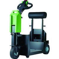 Movexx コンパクト充電式牽引車 T-1000プラットフォーム(庫内用) T1000P 818-7995(直送品)
