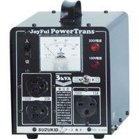 スター電器製造 SUZUKID ジョイフルパワートランス JPT-30 1台 818-6008 (直送品)