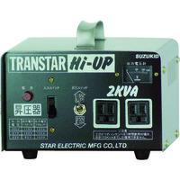 629d76ca56d58 スター電器製造 SUZUKID ハイアップトランス SHU-20D 1台 818-6009 (