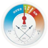 昭和商会(SHOWA SHOKAI) 熱中症環境チェックモニター N14-06 1個 819-4762 (直送品)