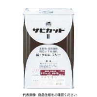 ロックペイント ロック サビカット2 グレー 16kg 061-1541 01 1缶(16000g) 820-0294(直送品)
