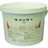 エービーシー商会(ABC Trading) ABC クイック1 3KG缶 #1 赤茶 BQUICK1 1缶(3000g) 773-5316(直送品)