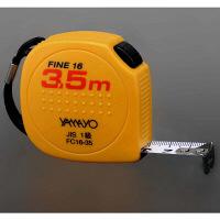コンベックス セーフティタイプ ファイン16 16mm×3.5m FC16-35 1個 ヤマヨ測定機(YAMAYO)(取寄品)