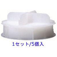 フクビ化学工業 フクビ OAフロアシリーズ OAフロア用 交点支柱S2型 1セット/5個入 (直送品)