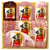 【お歳暮ギフト】宮崎味わいギフトセット MA-45 日本ハム 【予約販売】(直送品)