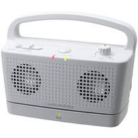 オーディオテクニカ SOUND ASSIST デジタルワイヤレスステレオスピーカーシステム ホワイト AT-SP767TV WH 1本  (直送品)