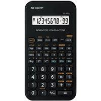 シャープ スタンダード関数電卓 10桁68関数 EL-501J-X 1台  (直送品)