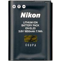 ニコン Liーionリチャージャブルバッテリー EN-EL23 1個  (直送品)
