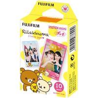 チェキ用カラーフィルム instax mini 1パック品 リラックマ(10枚入) INSTAX MINI RILAKKUMA WW 1  (直送品)