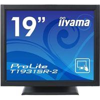 iiyama 19型液晶ディスプレイ ProLite T1931SRー2 (抵抗膜方式タッチパネル) マーベルブラック PLT1931SR-B2  (直送品)