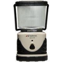 ジェントス LEDランタン エクスプローラー013 (ライトモカ) SOL-013C 1本  (直送品)