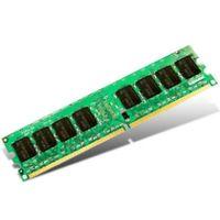 トランセンド 128M×64 1GB 240Pins DDR2 533 DIMM (64M×8/CL4) TS128MLQ64V5J 1個  (直送品)