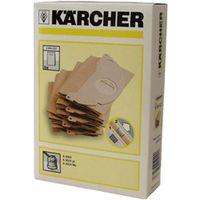 ケルヒャー 乾湿両用バキュームクリーナーA2004、WD2.210用紙パック5枚入り 6904322 1個  (直送品)