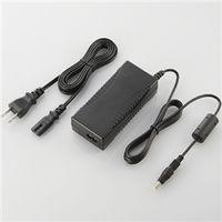 エレコム ノートPC用ACアダプター IBM/lenoV用o 16V用 ACDC-IB1600BK 1個  (直送品)