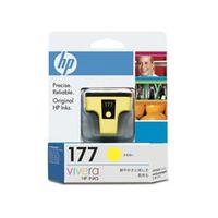 HP(ヒューレット・パッカード) HP 177 インクカートリッジ イエロー C8773HJ 1個  (直送品)
