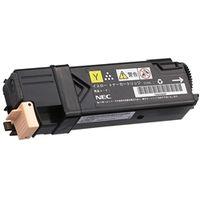 NEC 大容量トナーカートリッジ(イエロー) PR-L5700C-16 1本  (直送品)