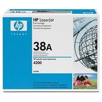 HP(ヒューレット・パッカード) トナーカートリッジ(LJ4200用) Q1338A 1個  (直送品)