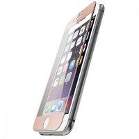 エレコム iPhone7Plus/フルカバーガラスフィルム/フレーム付/ピンク PM-A16LFLGPTRPN 1個 (直送品)