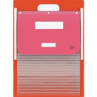 ケルン カーデックス ピンク A4 スタンダード 15枚 KD-307 (直送品)