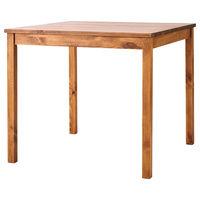 吉桂 SOME ダイニングテーブル ナチュラル 幅800×奥行800×高さ700mm 1台 (直送品)