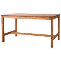 吉桂 SOME ダイニングテーブル ナチュラル 幅1350×奥行800×高さ700mm 1台 (直送品)