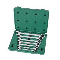 SATAコンビネーションラチェットレンチ7本セット RS-08020 SATA Tools (直送品)