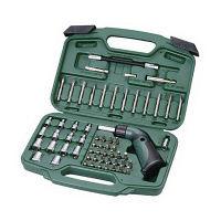 "SATA 60pcs1/4""ラチェットビットドライバーセット RS-09324 SATA Tools (直送品)"