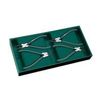 SATA 4pcs スナップリングペンチセット RS-09911 SATA Tools (直送品)