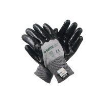 SATA ニトリル耐切創・耐油グローブ Lサイズ SF-0714 SATA Tools (直送品)